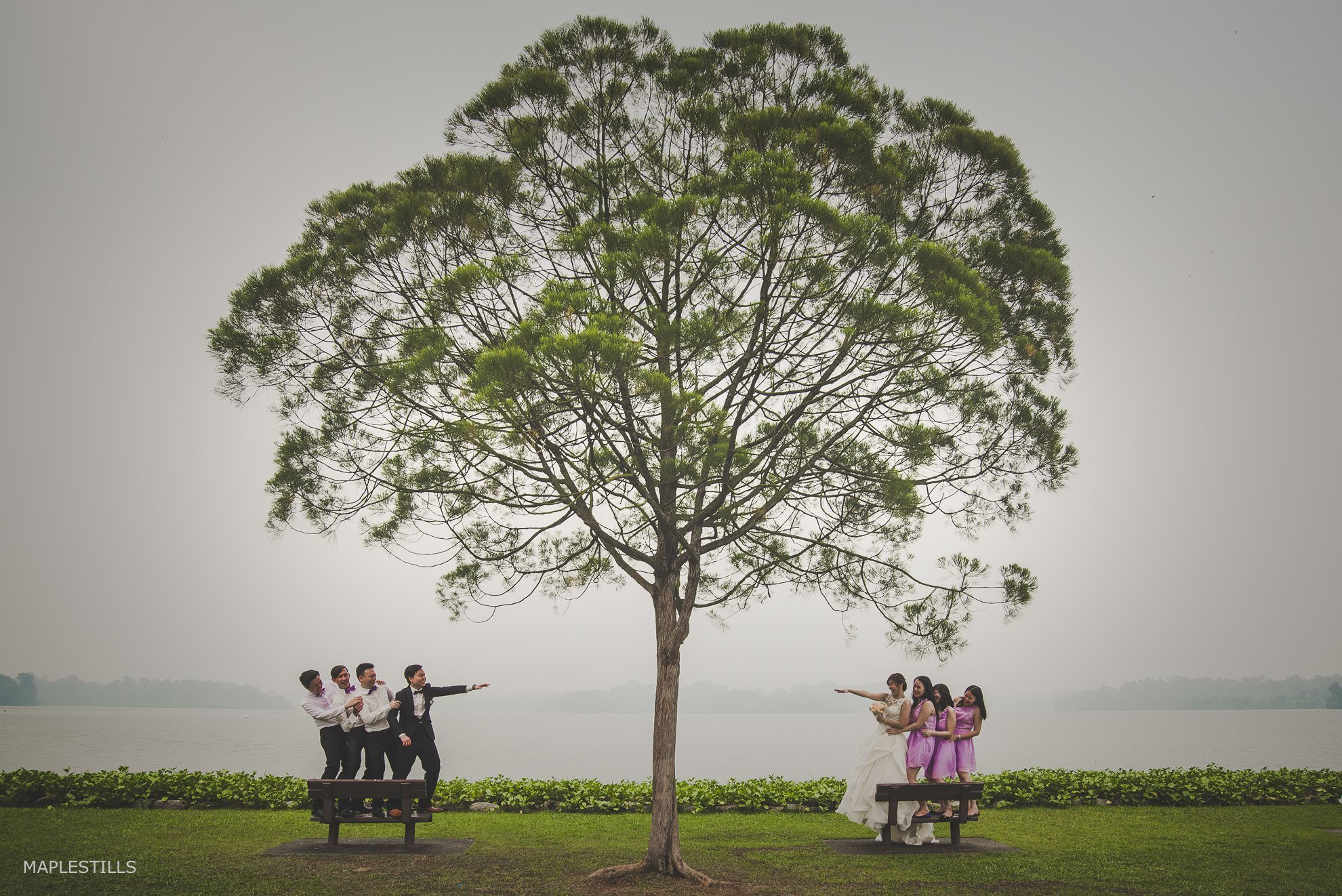 Best Places in Singapore for your Wedding Photoshoot